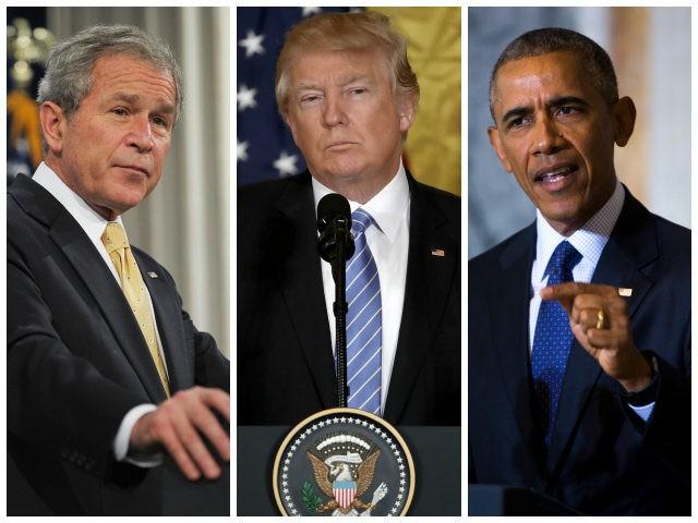 أميركا تودع ماكين.. أوباما وبوش يتصدران التشييع وترامب غير مُرحب به