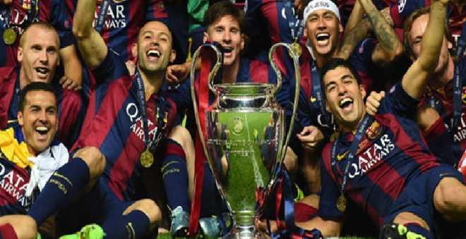 برشلونة يتأهب لاستعادة اللقب الأوروبي