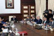 إصلاحات ذات بعد اجتماعي مهمة على طاولة مجلس الحكومة