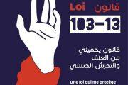 جمعية حقوقية تطلق حملة للتحسيس بقانون مناهضة العنف والتحرش الجنسي
