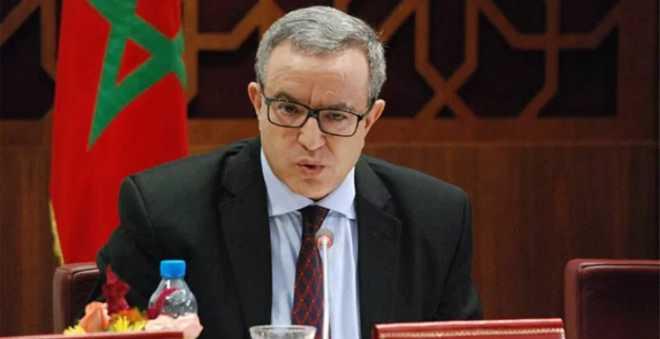 وزير العدل يؤكد تقلص حالات الاستيلاء على عقارات الغير