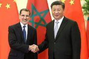 الرئيس الصيني يؤكد دعم بلاده لقضية الوحدة الترابية للمملكة