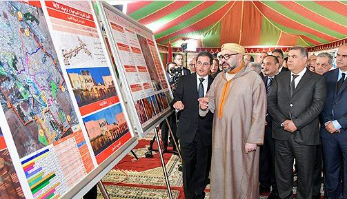 مراكش.. الملك يترأس حفل تقديم التدابير المتخذة لتثمين المدن العتيقة