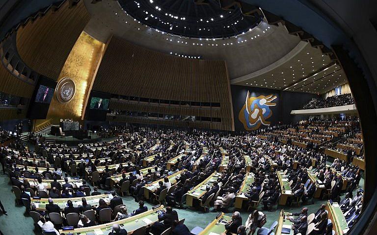 لجنة أممية تدعم المسار السياسي لقضية الصحراء المغربية
