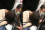 بالفيديو.. شاهد ماذا فعل ياباني مع فتاة نائمة في المترو