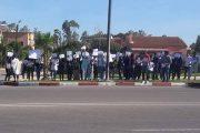 ''الحافلات'' تخرج طلبة ببنسليمان للاحتجاج