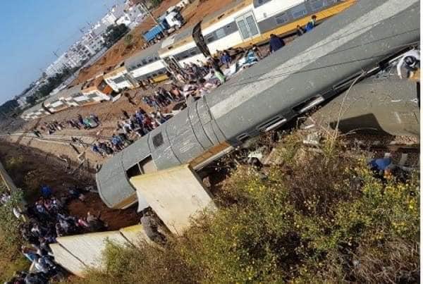 بعد حادث القطار.. ''Oncf'' يوفر حافلات ومبادرات عديدة لنقل الركاب