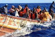 إنقاذ 615 مهاجرا بعرض سواحل المتوسط من طرف البحرية الملكية