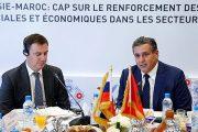 المغرب وروسيا يدرسان تطوير تعاونهما في قطاعات عدة.. والفلاحة في المقدمة