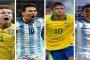 البرازيل تواجه الأرجنتين في