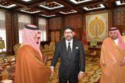 الملك محمد السادس يستقبل وزير الداخلية السعودي