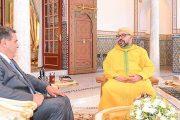 الملك محمد السادس يستقبل أخنوش ويكلفه بهذه المهمة