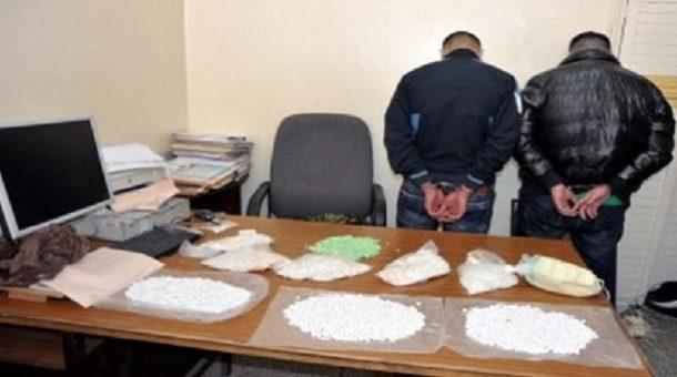 الأمن يحبط عملية إدخال 9,700 كلغ من الكوكايين إلى المغرب