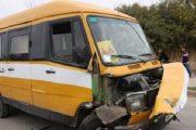 مكناس.. إصابة 43 تلميذا إثر حادث لسيارة النقل المدرسي