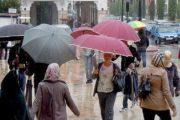 زخات رعدية مرتقبة يومي الخميس والجمعة بعدد من أقاليم المملكة