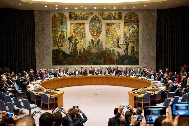 في سابقة تاريخية.. مجلس الأمن: الجزائر طرف رئيسي في مفاوضات الصحراء