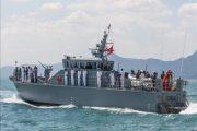البحرية الملكية تنقذ 37 شخصا من موت محقق