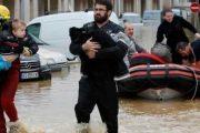 فرنسا: إعصار