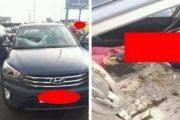 مقتل امرأة إثر انهيار جزء من قنطرة بالدار البيضاء