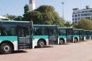 حافلات النقل بالبيضاء