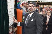 الملك محمد السادس يدشن بمراكش مشروعين رياضيين للقرب