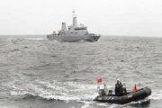 من جديد.. البحرية تطلق النار على قارب لـ