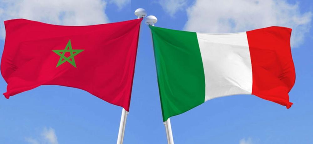 المغرب وإيطاليا يتخذان خطوات جديدة لتعزيز الشراكة الاقتصادية