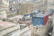 الدار البيضاء: أولى التساقطات تخيف سكان المدينة القديمة من الانهيارات