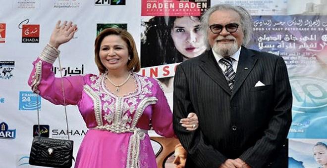 محمد مفتاح يلتقي نجوم مصر في