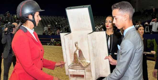 الجديدة: الأمير مولاي الحسن يترأس حفل تسليم الجائزة الكبرى للملك محمد السادس للقفز على الحواجز