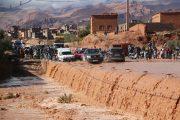 وزارة النقل تحذر المغاربة بسبب الأمطار العاصفية والتساقطات الثلجية