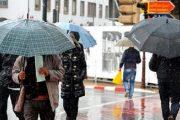 يوم غد الاثنين.. أمطار وثلوج في بعض مناطق المملكة