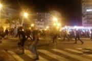 اعتقالات تلاحق رافعي الأعلام الاسبانية في مباراة تطوان