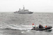البحرية الملكية تقدم المساعدة لـ 397 مهاجراً سرياً