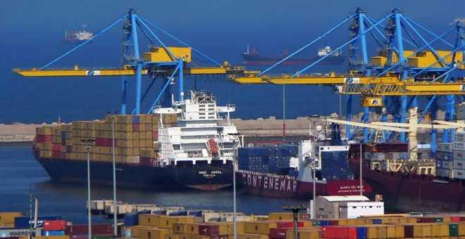 لفتح أسواق جديدة.. الوكالة الوطنية للموانئ تتعاقد مع ميناء