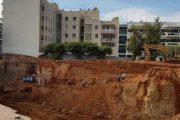 انهيار ورش بناء في الرباط يرعب السكان المجاورين