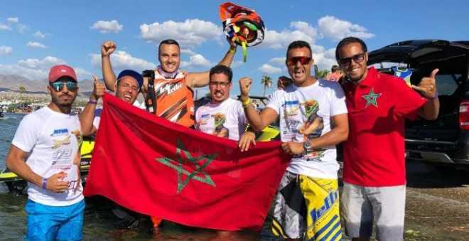 يحيى الرماح: أول مغربي يحرز لقب بطولة العالم لـ