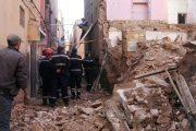 وفاة سيدتين وإصابة ثالثة في انهيار بنايتين بالبيضاء