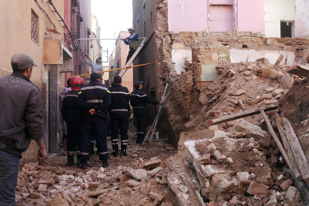وزير الإسكان: تم ترحيل وإعادة إسكان 7 آلاف من سكان المنازل الآيلة للسقوط