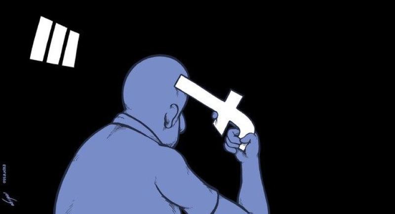 10 دقائق فقط على فايسبوك تتحكم في إصابتك بالاكتئاب!