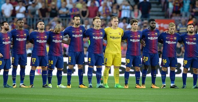 دولي مغربي في مفكرة نادي برشلونة