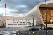 مطار مراكش يسجل ارتفاعا في عدد المسافرين