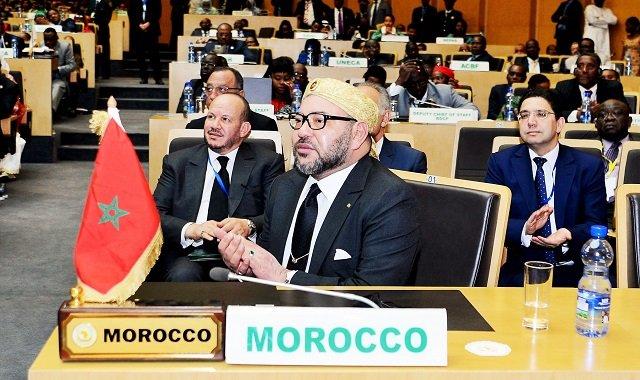 الملك يكشف عن أهداف عودة المغرب إلى الاتحاد الافريقي