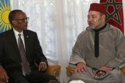 الملك محمد السادس يجري مباحثات هاتفية مع رئيس رواندا