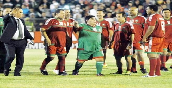 أسماء عالمية تحل بالمغرب للمشاركة في مباراة احتفالية