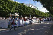 بعد مسيرة حاشدة.. الممرضون يستعدون لشل المستشفيات مجددا