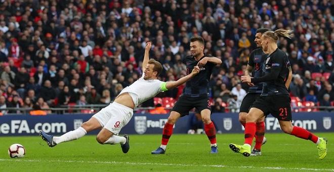 إنجلترا تتأهل لنصف نهائي دوري الأمم وتسقط كرواتيا
