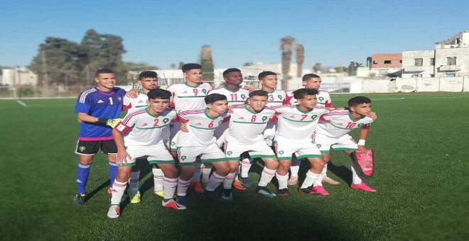 المنتخب الوطني يتوج بكأس شمال إفريقيا