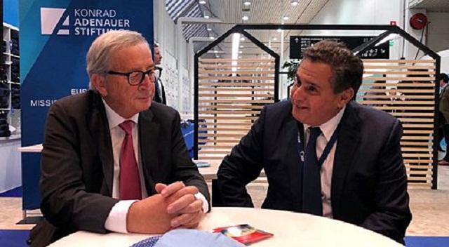 اتفاقية الصيد البحري في صلب لقاء أخنوش بمسؤولين أوروبيين بهلسنكي