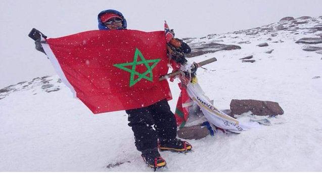 الأحد المقبل.. المغربية بشرى بيبانو تحاول تسلق أعلى قمة في القطب الجنوبي